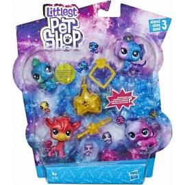 Hasbro - Littlest Pet Shop Kosmische Tierchen Kollektion