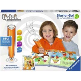 Ravensburger Spiel - tiptoi - Starter Set Stift und Wörter Bilderbuch