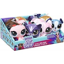 Hasbro - Littlest Pet Shop Klammertierchen aus Plüsch
