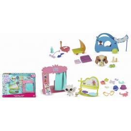 Hasbro - Littlest Pet Shop Kleine Spielsets