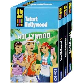 KOSMOS - Die drei !!! - Tatort Hollywood, Band 75