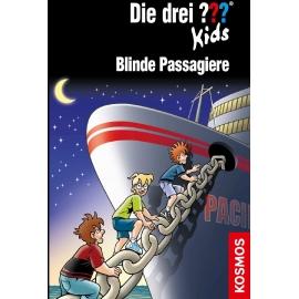 KOSMOS - Die drei ??? Kids, 76, Blinde Passagiere