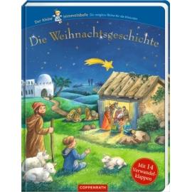Die Weihnachtsgeschichte - m.Verwandelkl