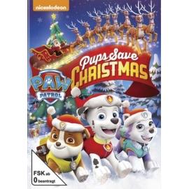 Paw Patrol: Die Paw Patrol rettet Weihnachten (DVD-V)