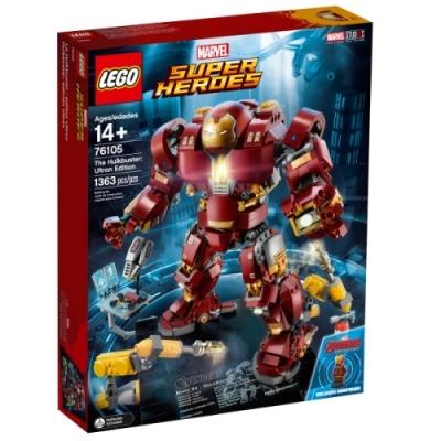 LEGO® Marvel SH Der Hulkbuster: Ultron Edition
