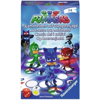 Ravensburger Spiel - PJ Masks Pyjamahelden auf Gangsterjagd