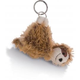 NICI - Faultier Chill Bill 10cm Bean Bag, Schlüsselanhänger
