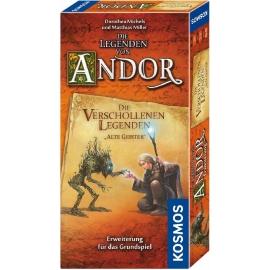 KOSMOS - Die Legenden von Andor - Die verschollenen Legenden - Alte Geister
