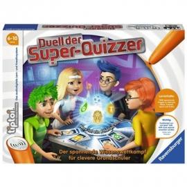 Ravensburger Spiel - tiptoi - Duell der Super-Quizzer