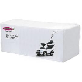 Jamara Kids - Rutschfahrzeug, Mercedes GL63AMG weiß 2in1