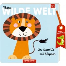 Coppenrath Verlag - Meine wilde Welt - Ein Leporello mit Klappen