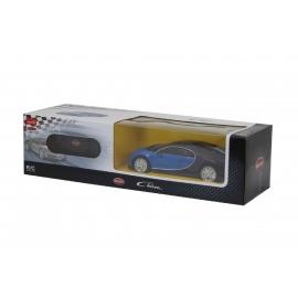 Jamara - Bugatti Chiron 1:24 blau 40MHz