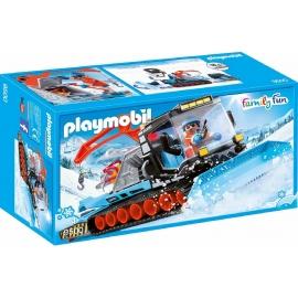 PLAYMOBIL 9500 - Family Fun - Pistenraupe