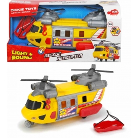 Dickie Toys - Action Rescue Helicopter