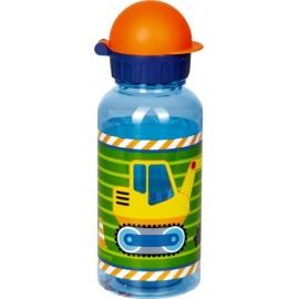 Die Spiegelburg - Kleine Freunde - Trinkflasche Bagger (0,4l/Tritan)