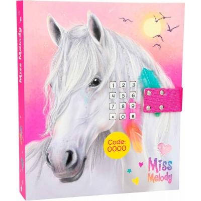Depesche - Miss Melody Tagebuch mit Code  und Sound, Motiv 2