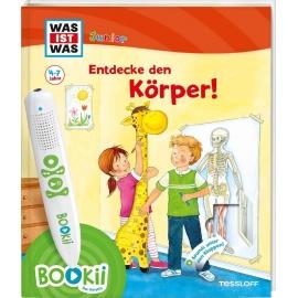 Tessloff - Bookii - Was ist was Junior - Entdecke den Körper!