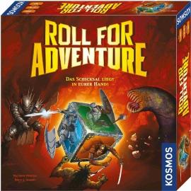 KOSMOS - Roll for Adventure - Das Schicksal liegt in eurer Hand!