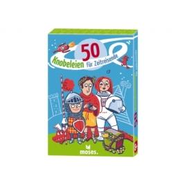 50 Knobeleien für Zeitreisende