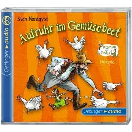 Oetinger - Aufruhr im Gemüsebeet CD Hörspiel, ca. 31 min.