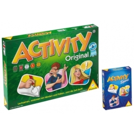 Piatnik Bundle Activity Original plus Activity Sport