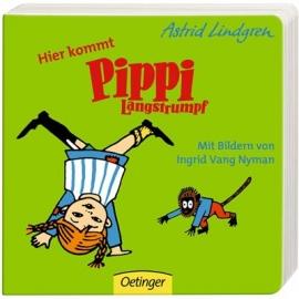Oetinger - Pippi Langstrumpf Hier kommt Pippi Langstrumpf