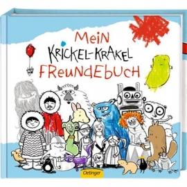 Oetinger - Krickel Krackel - Freundebuch
