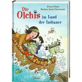 Oetinger - Die Olchis im Land der Indianer