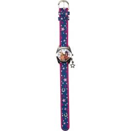Die Spiegelburg - Pferdefreunde - Armbanduhr (mit Sternen-Anhänger)