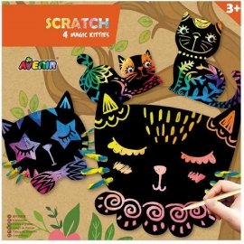 Avenir - Scratch Magic Kitties