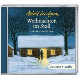 Oetinger - Weihnachten im Stall und andere Geschichten CD