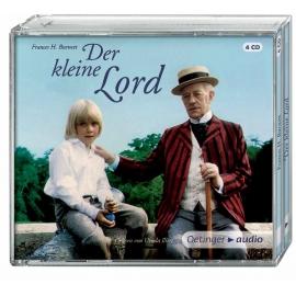 Oetinger - Der kleine Lord (NA) 4 CD Leicht gekürzte Lesung, ca. 276 min.