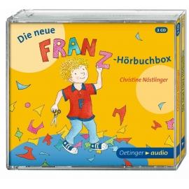 Oetinger - Die neue Franz Hörbuchbox 3 CD