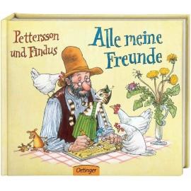 Oetinger - Pettersson und Findus - Alle meine Freunde Das Freundebuch