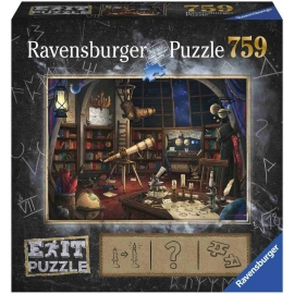 Ravensburger Puzzle - EXIT Sternwarte, 759 Teile
