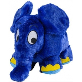 Warmies® Wärmetier Blauer Elefant