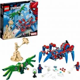 LEGO Marvel Super Heroes - 76114 Spider-Mans Spinnenkrabbler