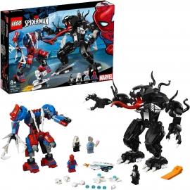 LEGO Marvel Super Heroes - 76115 Spider Mech vs. Venom