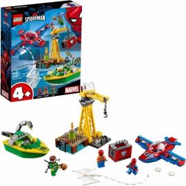 LEGO Marvel Super Heroes - 76134 Spider-Man: Diamantenraub mit Doc Ock