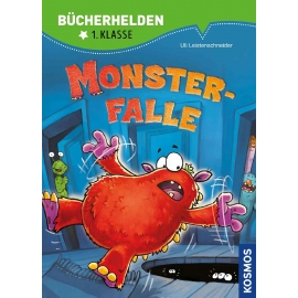 KOSMOS - Bücherhelden - Monsterfalle