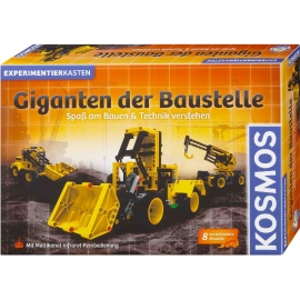 KOSMOS - Giganten der Baustelle