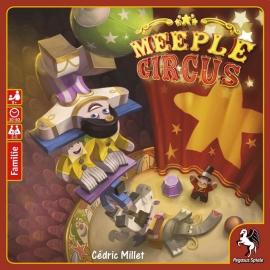 Pegasus - Meeple Circus, deutsche Ausgabe