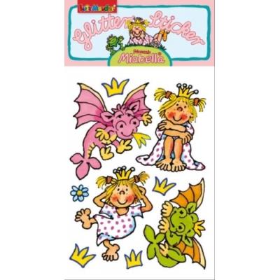 Glitter-Sticker Prinzessin Miabella 2