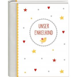 Coppenrath Verlag - Baby Glück - Kleines Foto-Einsteckalbum - Unser Enkelkind