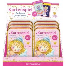 Die Spiegelburg - Prinzessin Lillifee - Kartenspiel 4 in 1