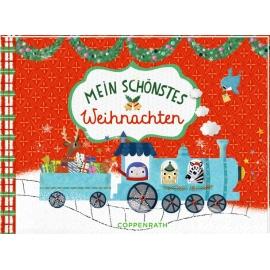 Coppenrath Verlag - Mein schönstes Weihnachten - Kl. Eintragheft