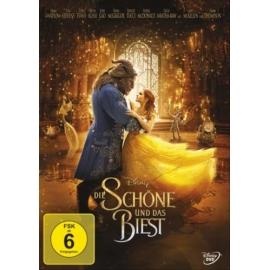 DVD Schöne und das Biest Realfilm