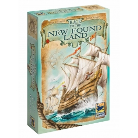 Schmidt Spiele - Race to the New Found Land