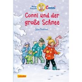 Conni und der große Schnee (farbig illustriert)