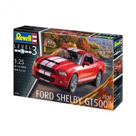 Revell - 2010 Ford Shelby GT 500
